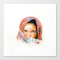 Amazigh Canvas Print