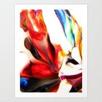 All Flowers Art Print