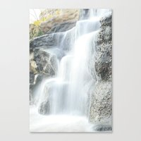 Scarbrough Waterfall Canvas Print