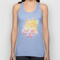 Let Me Be With You Unisex Tank Top