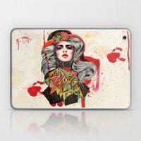 Woman Laptop & iPad Skin