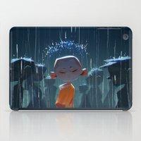 Monk In Modern Times iPad Case