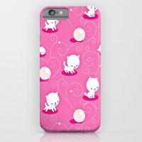 LITTLE CATS iPhone 6 Slim Case
