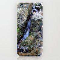 Upper Maxwell Falls in Autumn iPhone 6 Slim Case