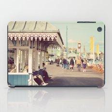 A summer walk iPad Case