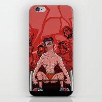 Train iPhone & iPod Skin