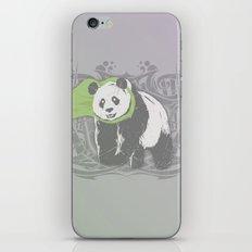 Fearless Creature: Bam iPhone & iPod Skin