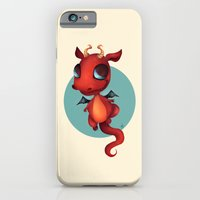 iPhone & iPod Case featuring Dragon Baby by Mary Bowen