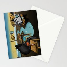 Where Time Stands Still - Surreal Sydney  Stationery Cards