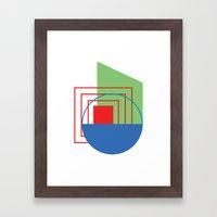 RGB Poster 2 Framed Art Print