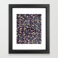 Desaturate Framed Art Print