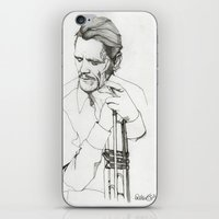 Chet iPhone & iPod Skin