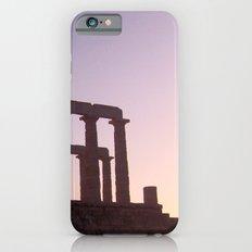 Temple of Poseidon II iPhone 6 Slim Case