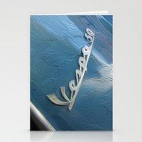 Vespa Dreaming Stationery Cards