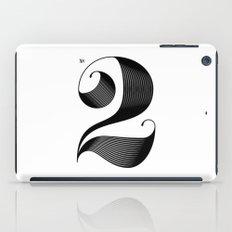 No. 2 iPad Case