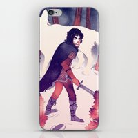 North of the Wall iPhone & iPod Skin
