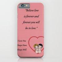 Always Have, Always Will iPhone 6 Slim Case