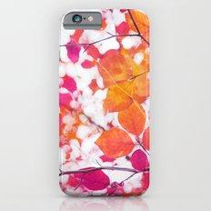 Pink Autumn iPhone 6s Slim Case