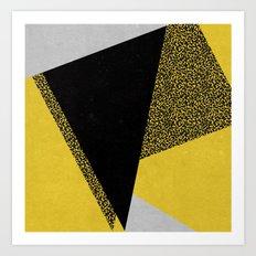 Minimal Complexity v.3 Art Print