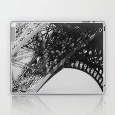 Eiffel Tower Close-up Laptop & iPad Skin