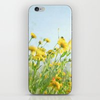 Lie Back and Think of England iPhone & iPod Skin
