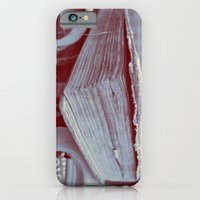 iPhone & iPod Case featuring just a book you'll say by Li9z
