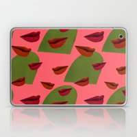 retro lips (2) Laptop & iPad Skin