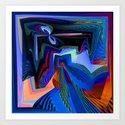 abnormal parameters Art Print