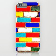 Vibrant Brick iPhone 6s Slim Case
