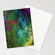 Circle of pure joy Stationery Cards