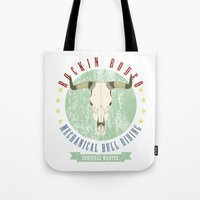Cowgirls Wanted Tote Bag
