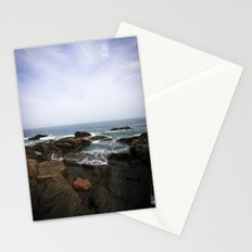 Acadia View - Ocean Scene  Stationery Cards