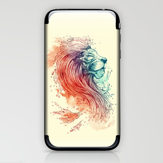 Sea Lion iPhone & iPod Skin