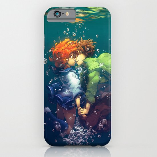 Hold your breath iPhone & iPod Case
