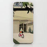 iPhone & iPod Case featuring Bikes are for the summer by Studio Caravan