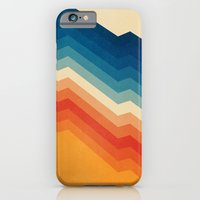 retro iPhone & iPod Cases featuring Barricade by Tracie Andrews