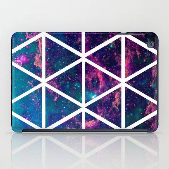 GALAXY TRIANGLES iPad Case