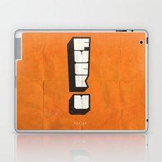 FUPM Laptop & iPad Skin