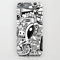 BIG - BW iPhone 6 Slim Case