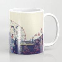 Coney Island II Mug