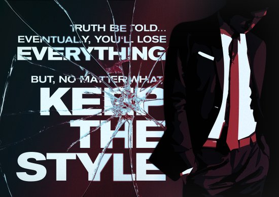 Keep the style Art Print
