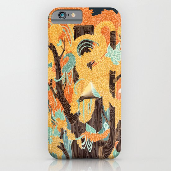 Treehouse iPhone & iPod Case