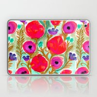 Fiona Flower Laptop & iPad Skin