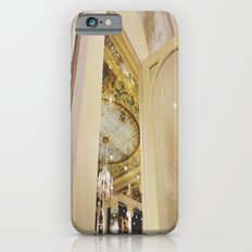 Cafe In Paris iPhone 6 Slim Case