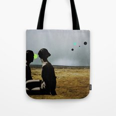 The Looking Field Tote Bag