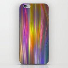 Color Streams iPhone & iPod Skin