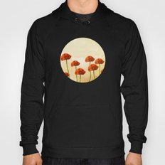 Where the Poppies Bloom Hoody