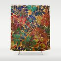 Love of Leaves Shower Curtain