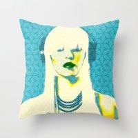 ballad Throw Pillow
