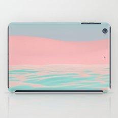 Pink Beach iPad Case